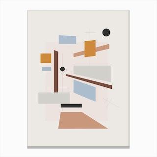 Living Room Canvas Print
