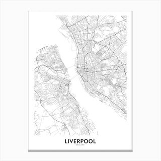 Liverpool Canvas Print