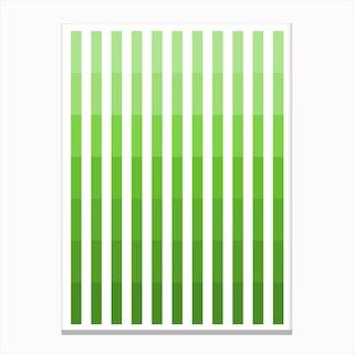 Green Up Canvas Print