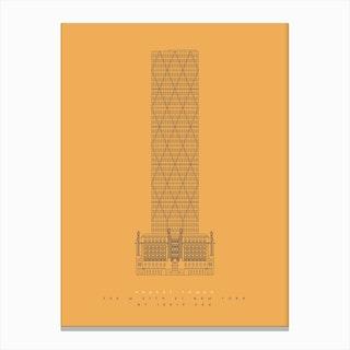 Hearst Tower Canvas Print