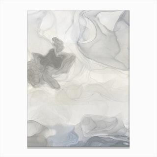 Grey Home I Canvas Print