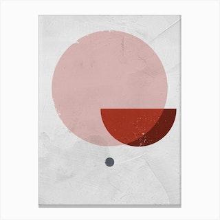 Big Pink Canvas Print