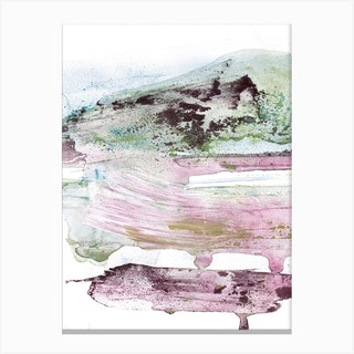 Dusk Land 1 Canvas Print