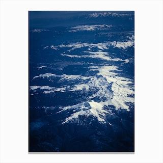 Alps IV Canvas Print
