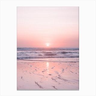 Bali Beach III Canvas Print