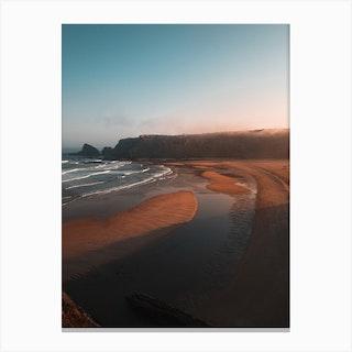 Amazing Beach Canvas Print