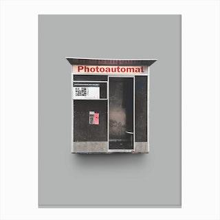 Berlin Photo Canvas Print