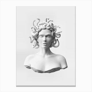 Medusa 2 Canvas Print