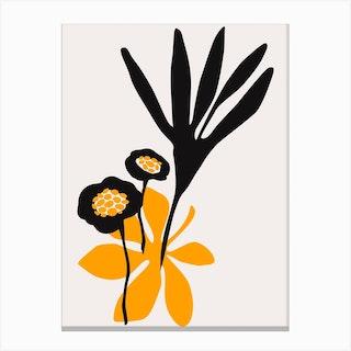 Blossom Beauty 3 Canvas Print