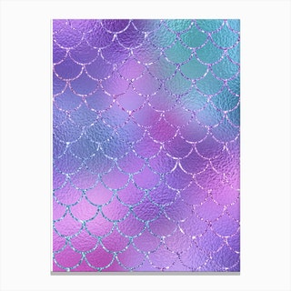 Mermaid III Canvas Print