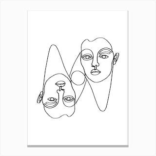 Wilma Canvas Print