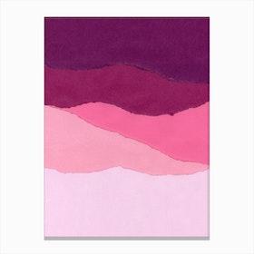 Colores I Canvas Print