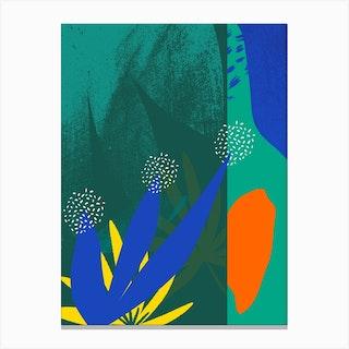 Foliage 2 Canvas Print