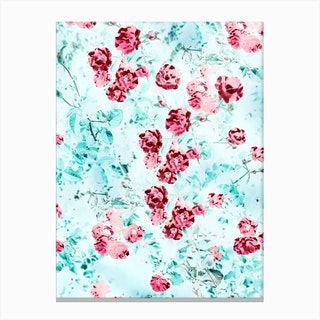 Nothing Happens Unless First A Dream Canvas Print