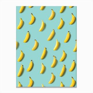 Banane Canvas Print