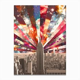 Superstar New York in Canvas Print