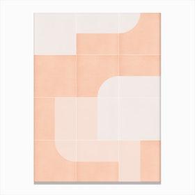 Retro Tiles 04 Canvas Print