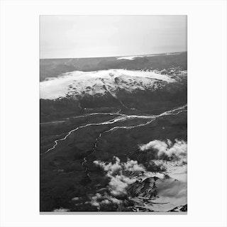 Glacier Buddies Canvas Print