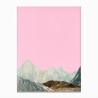 Silent Hills Canvas Print