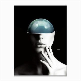 Spherical Beauty Canvas Print