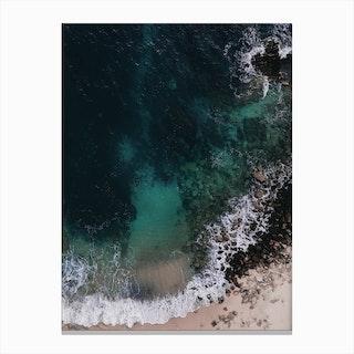 Ocean Blues II Canvas Print