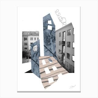Sense Of Community Canvas Print