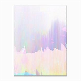 Heaven Drip 3 Canvas Print