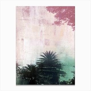 Tropic Heat Canvas Print
