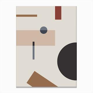 Balance I Canvas Print
