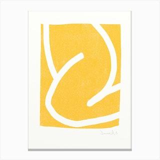 Mello 2 Canvas Print