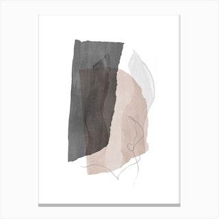 Fragments 3 Canvas Print