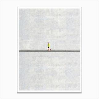 Isolation No 10 Canvas Print