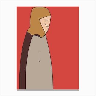 Sister Gabrielle Canvas Print