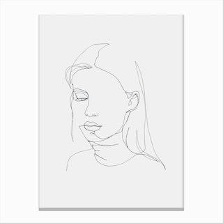 Tuula Canvas Print