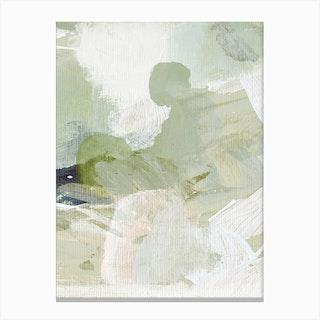 Green 3 Canvas Print