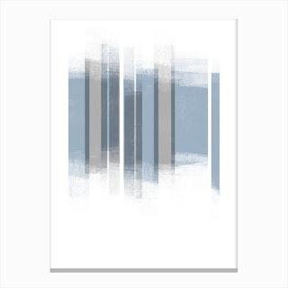 Codex Blue Canvas Print