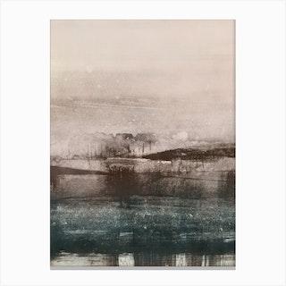 Oak View Canvas Print