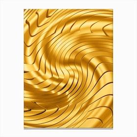Goldie X Canvas Print