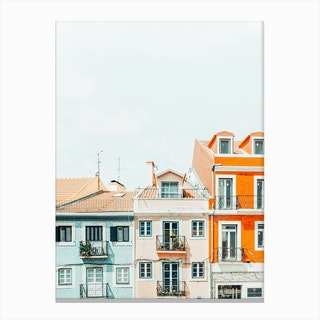 Beautiful Day Ii Canvas Print