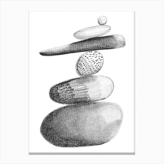 Cairn 2 Canvas Print