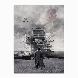 New Point Of View Canvas Print