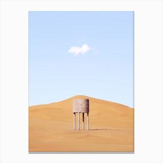 Hydration Station Canvas Print