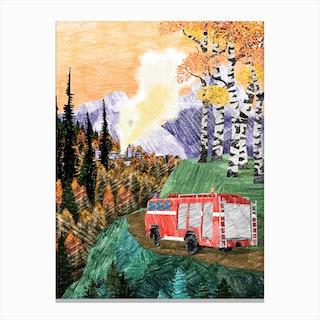 Tuutaa Canvas Print