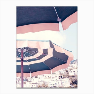 Positano Dream Canvas Print