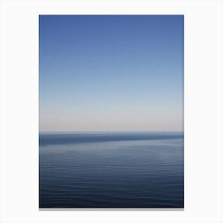The Open Ocean 1 Canvas Print