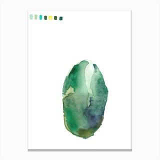 Cyra 7 Canvas Print