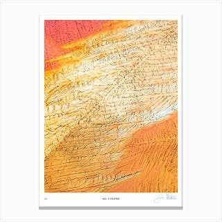 No 3 Perfection Prints Vesper Canvas Print