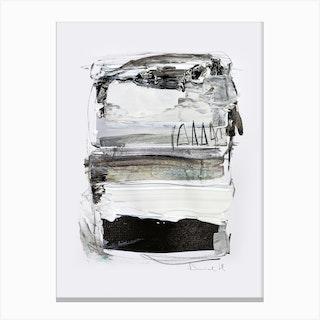 Neutral Tones 1 Canvas Print