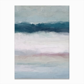 Lullaby Waves I Canvas Print