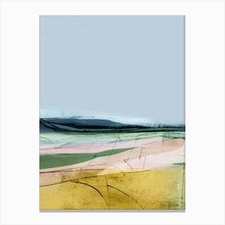 Ladram View Canvas Print